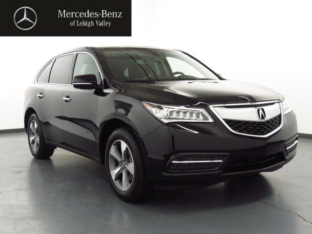 PreOwned Acura MDX BASE Sport Utility In Allentown B - Acura mdx pre owned