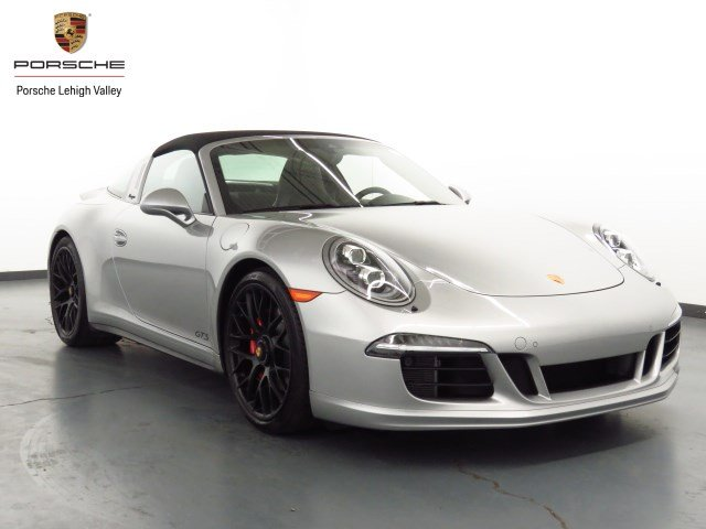 Pre Owned 2016 Porsche 911 Targa 4 Gts 2dr Car In Allentown 1830a