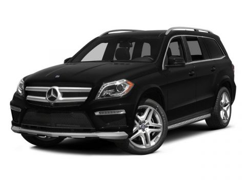 Certified Pre-Owned 2015 Mercedes-Benz GL-Class GL 350 BlueTEC®