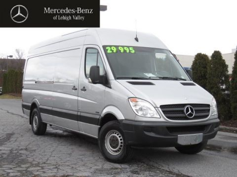 Pre-Owned 2013 Mercedes-Benz Sprinter Cargo Vans EXT